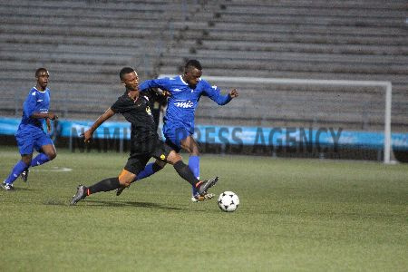 Tigers too strong for Black Africa
